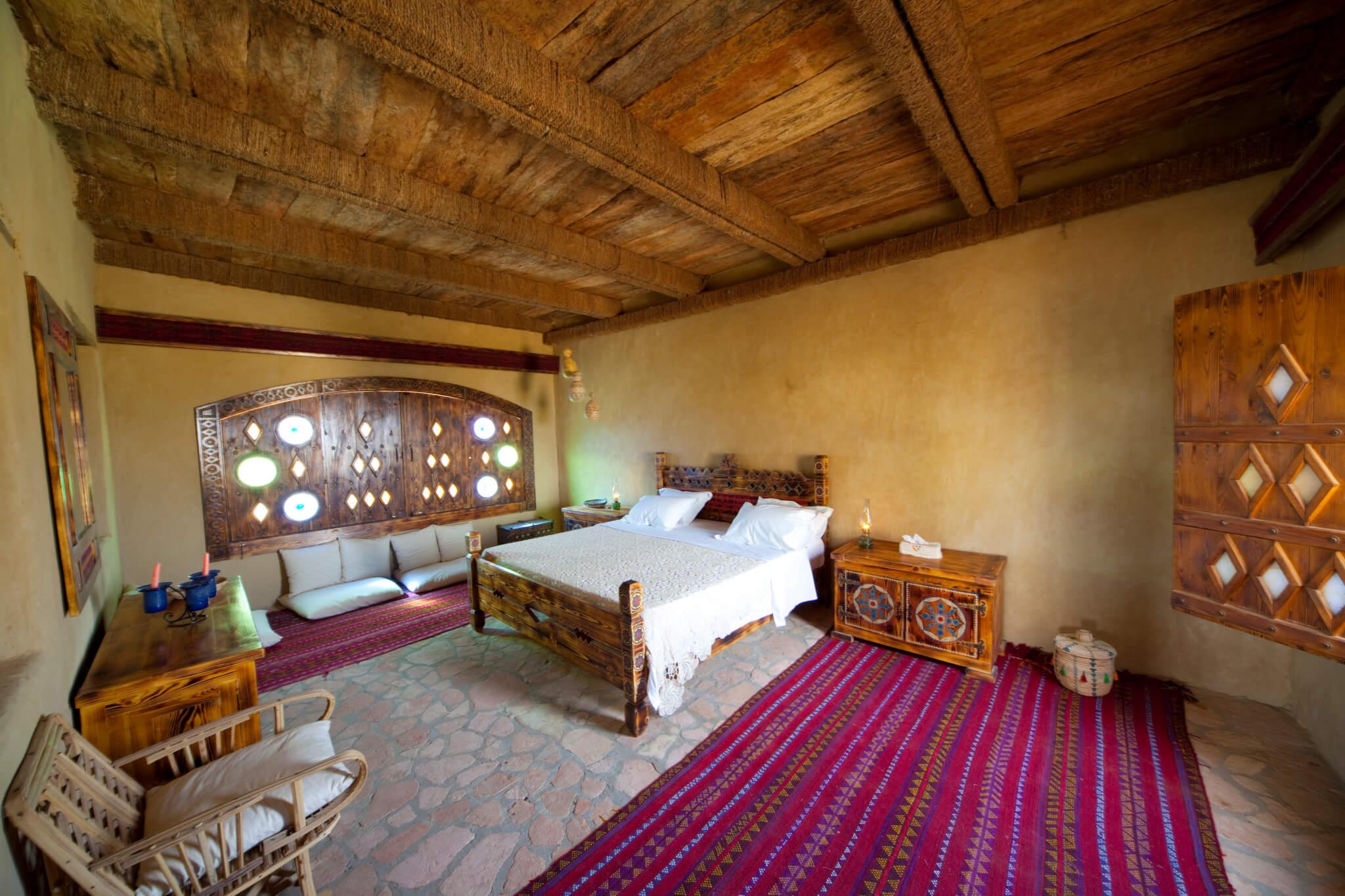 Taziry Ecolodge Amp Sustainable Village Siwa Oasis